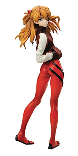 (Evangelion 3.0: Asuka Langley (Jersey Version) 1:7 Scale PVC Figure)