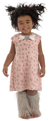 Princess Paradise Baby' Cavebaby Girl Deluxe Costume, As As Shown, 12 to 18 Months -