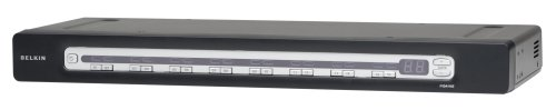 Belkin F1DA116Z 16-Port PS2 USB PRO3 KVM Switch by Belkin