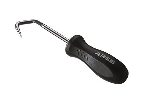 ARES 70078 | Hook Pick Hose Removal Tool | Precision Curves Work Right on Hoses and Various Automotive Needs