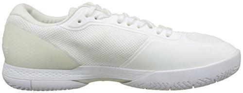 Homme Pro Baskets Blanc 1 Lacoste Lt Wht G316 Basses 74gYx