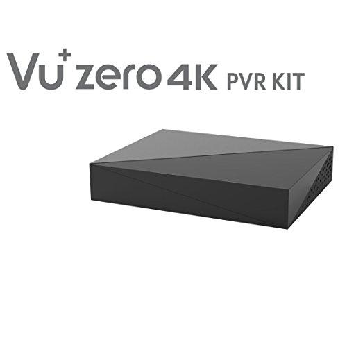 VU+ 620460 Zero 4K PVR Kit for Hard Drives 6.35 cm (2.5 Inches) Black