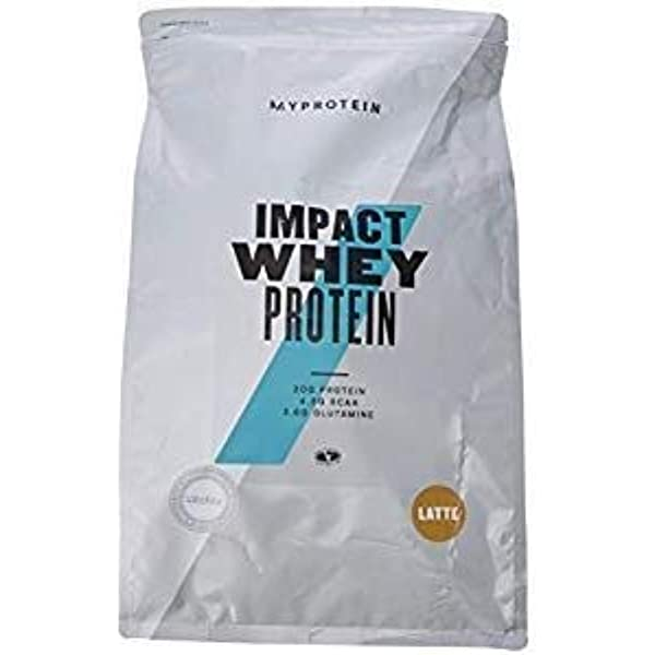 MyProtein Impact Whey Protein, 1000 g, sabor Latte: Amazon.es ...