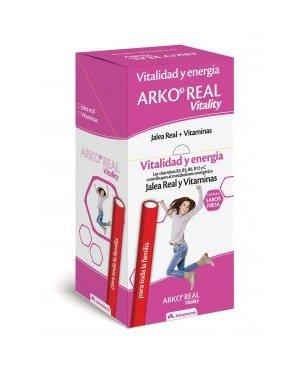 Arkopharma Arko Real Vitality 1 Gel dulce: Amazon.es: Salud ...