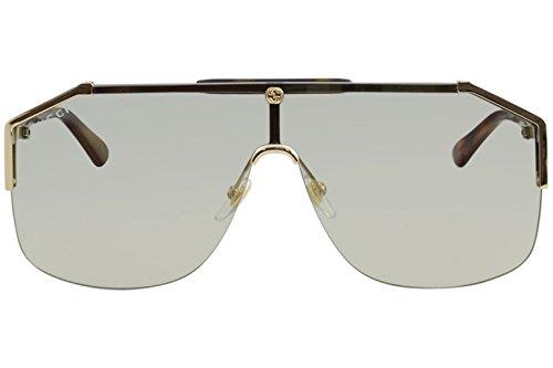 e8ac2492fb8 Sunglasses Gucci gg0291s 100% Authentic Men s Sunglasses Gold 005 ...