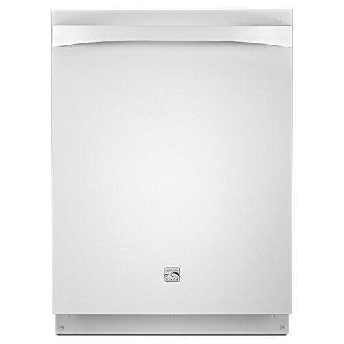 Kenmore Elite 14812 24″ Built-in Dishwasher in White, includes delivery and installation (Available in Select Cities)