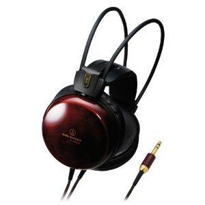 【並行輸入品】Audio Technica オーディオテクニカ ATH-W3000ANV Anniversary Series Wood Headphone ヘッドフォン EXCLUSIVE   B0083GAS14