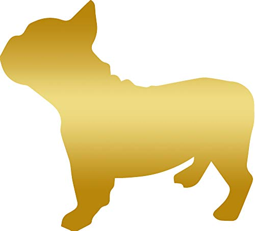 french bulldog decal for mac - 4