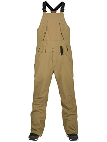 - Dakine Men's Wyeast Bib Waterproof Pants, Capers, XL