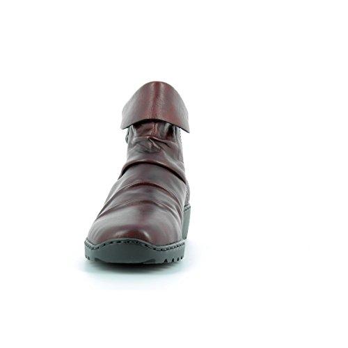 RIEKER Bottes au Z6083 Boots RIEKER cuir Bottines 36 41 femmes 35 en BBUSR
