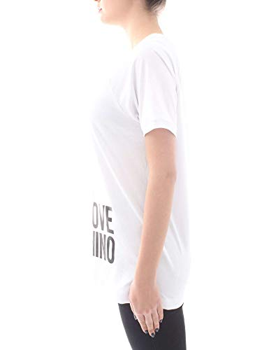 Moschino Bianco 2011 T Love W Donna 01 E 4 shirt G76 aSaqwrxU