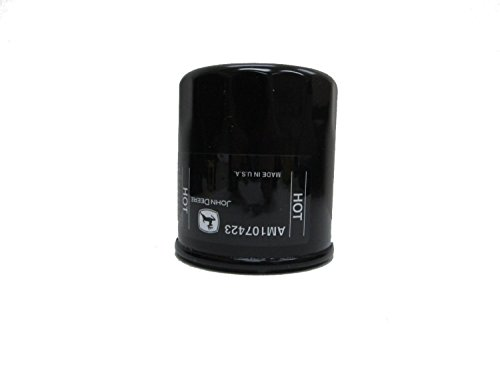(John Deere Original Equipment Oil Filter #AM107423)