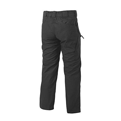Helikon Noir Polycoton Utp Ripstop Pantalons HnTz1