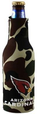 Arizona Cardinals Camo Bottle SuitクージーCoozie Cooler B002SYQRX0