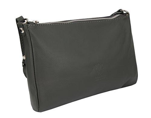 femme Düsseldorf Slingbag sac gris bandoulière UHwaxfB