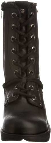 Trail New M Itali TR001 Boots Black S1 Leather Rock Womens nqqWYfTS
