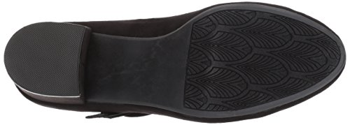 Dress Sandal Like Ange Women's Black Jellypop Suede q41Ewt