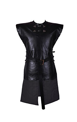 Crystal Dew Jon Snow Knights Watch Cosplay Costume for Man and Child by Crystal Dew (Image #1)
