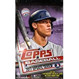 2017 Topps Baseball Update Series Hobby Box 36 Packs of 10 Cards - Possible Cody Bellinger, Aaron Judge, All-Star game (Cards Hobby Box)