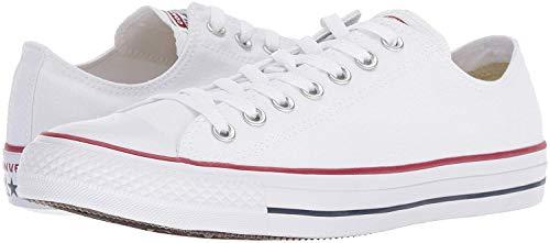 Adulto Scarpe Sportive Converse ¨c Size All 5 Star m D Us Ox Unisex Bianco 5 xSqSfTwpB