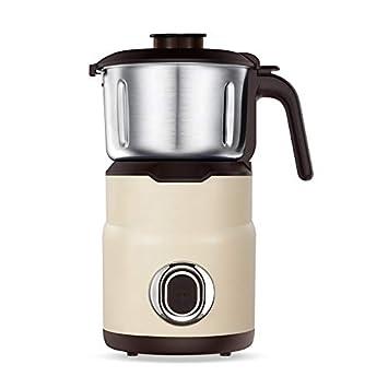 Molinillo de café eléctrico, Adecuado para moler en el hogar Molino superfino 220V pequeño, 4 a 5 Personas: Amazon.es: Hogar