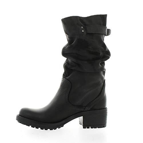nero Boots Mid nabuk in Pao 8vTHq5xw