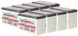 Opti-UPS DS3000DL Compatible Replacement Battery Kit