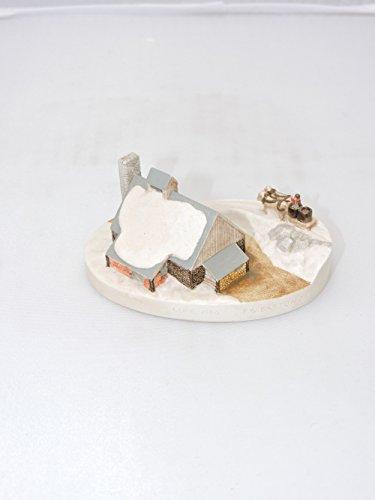 Sebastian Miniatures Figurine #3718 Sugarhouse Signed By Artist