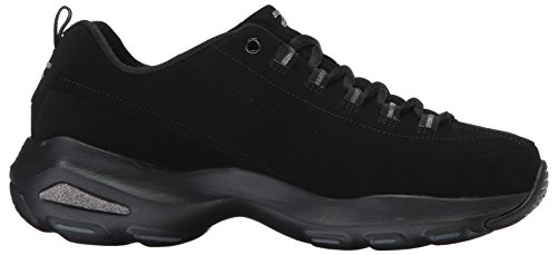 Negro D'Lite Illusions Entrenadores para Ultra Skechers Mujer cYd7wFpdq