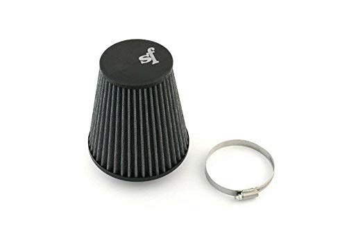 Caps Eagle End Screamin - Conical Filter Waterproof Chrome End Cap Fits H-D Screamin Eagle kit Harley