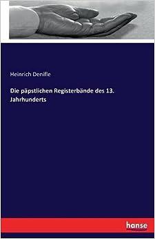Book Die päpstlichen Registerbände des 13. Jahrhunderts