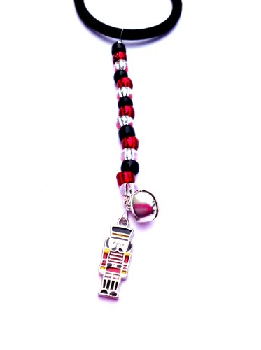Nutcracker Charm TagTailz Unique Fashion Accessory Gifts for Girls - Gifts for Tweens Tie them anywhere!!!
