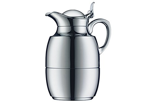 Alfi Juwel 17-Ounce Carafe, Chrome Plated Brass