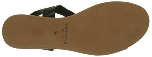 Schmoove Pyxsis - Zapatos Mujer negro (black/black)