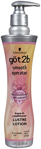 Smooth Cashmere - got2b Smooth Operator Leave In Conditioner Luxe Lotion 6.80 oz