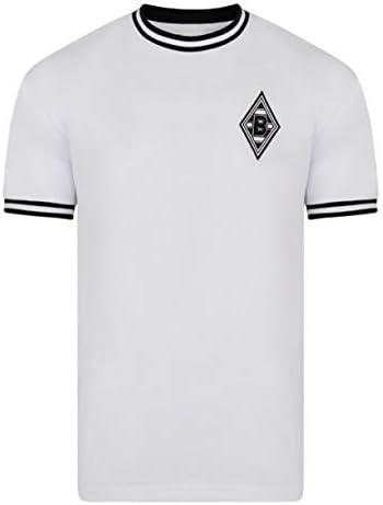 Scoredraw Borussia Mönchengladbach Retro Jersey 1970 (S ...