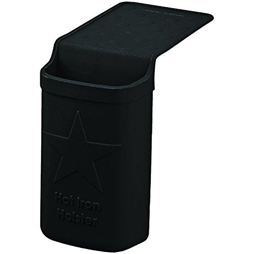 Holster Brands Cartuchera Marcas Caliente Soporte de Almacenamiento de Herramientas de Peinado, Original, Color Negro