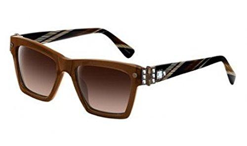 Lanvin SLN 511S brown 0851 - Sunglasses Lanvin Mens