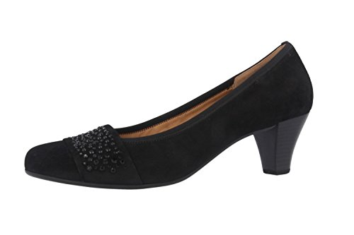 Shoes Schwarz 35 Pumps 482 Gabor Damen yYAqOHOgWd