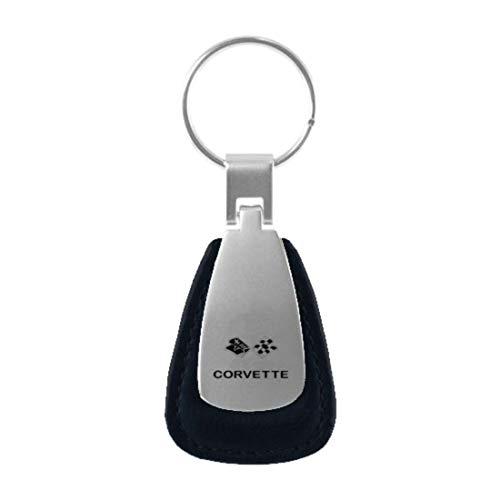 INC Au-Tomotive Gold Mazda Zoom Zoom Orange Teardrop Keychain