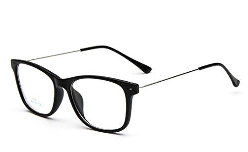 Flowertree Unisex S9352 Lightweight Super Thin Arm Wayfarer 52mm Glasses (matte - Prescription Wayfarer Glasses Cheap