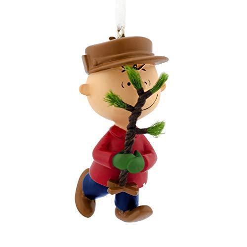 (Hallmark Christmas Ornaments, Peanuts Charlie Brown Christmas Tree Ornament)