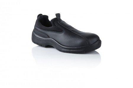 Chaussures NOIR sécurité noir nbsp;SRC de Chaussures Cuisine travail S1 Chaussures Safeway BP7dq5nw