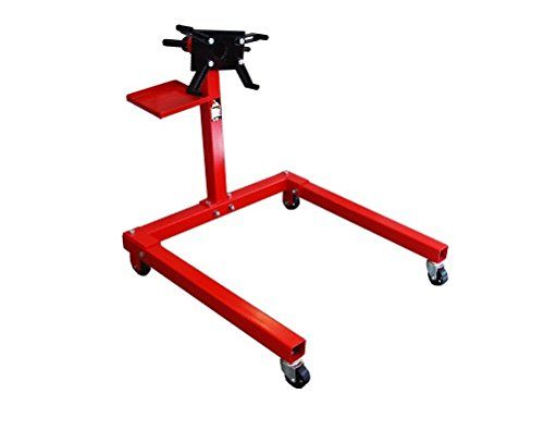 Torin Big Red Steel Rotating Engine Stand: 1, 250 lb Capacity Inc. T25671