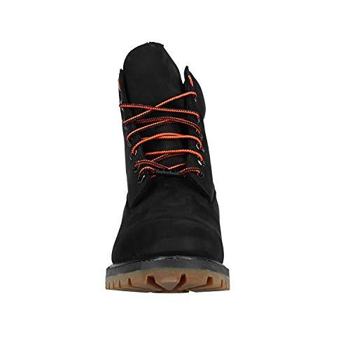 per Timberland Boot Premium Uomo Black BOTIN qtgrtw4U
