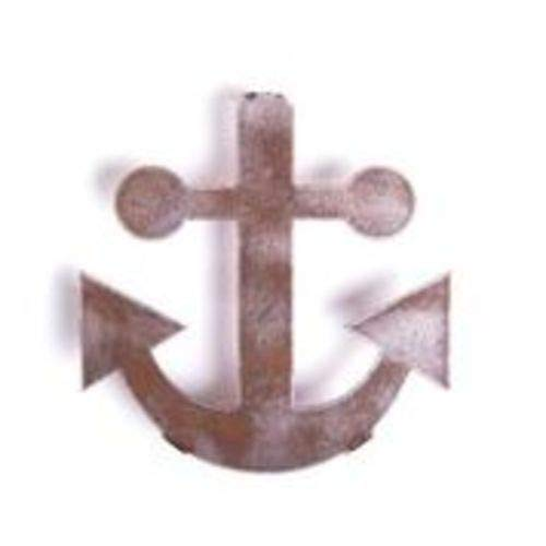 Whimsies 3 Dimensional Rustic Anchor 9 inch