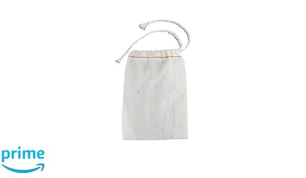 f652384dba Amazon.com: ULINE S-870 Cloth Parts Bag (Pack of 200): Industrial &  Scientific
