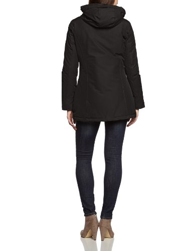 Black Bay nero Parka Fundy Canadian Women's Schwarz Classics RxtUX