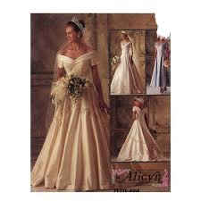 McCall's Sewing Pattern 6951 Size 8 Misses' Bridal Gowns and Bridesmaids' (Mccalls Bridesmaid Patterns)