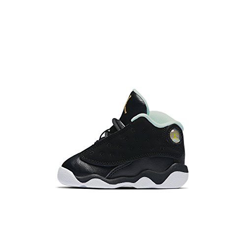 92a9647b2da8 Galleon - NIKE Jordan Retro 13 Sneaker (TD) Baby Girls Fashion-Sneakers  684802-015 10C - Black Anthracite-Hyper Pink